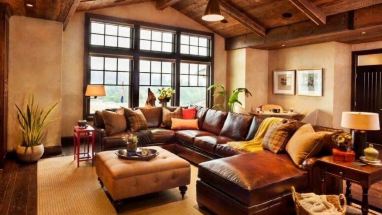 The-Rustic-Wooden-Ceiling-Design